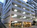 HK Robenson Road 羅便臣道 evening Multistory Car Park 106.JPG