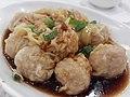 HK SYP 西營盤 Sai Ying Pun Kwan Yick Building 名星海鮮酒家 Star Seafood Restaurant food 吞麵 Wonton dim sum October 2020 SS2 06.jpg