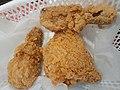 HK food 海富中心 Admiralty Centre 肯德基 KFC Restaurant 香噴噴 炸雞肉塊 Chicken meat January 2020 SS2 02.jpg