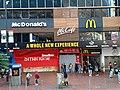 HK tram 64 view CWB 銅鑼灣 Causeway Bay 怡和街 Yee Wo Street McCafe McDonald's Building shop Smarttone November 2019 SS2.jpg