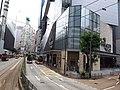 HK tram tour view CWB 銅鑼灣 Causeway Bay 軒尼詩道 Hennessy Road Hysan Place July 2019 SSG 07.jpg