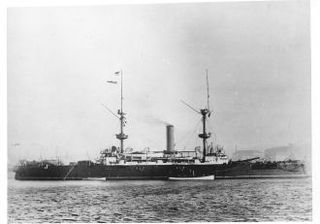 HMS <i>Resolution</i> (1892) Royal Sovereign-class battleship