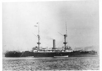 HMS Resolution (1892) - HMS Resolution