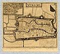 HUA-212027-Plattegrond van de stad Utrecht met directe omgeving met weergave van het stratenplan wegen en watergangenMet aanduiding van de belangrijkste kerken k.jpg