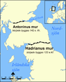 Hadrians Wall map Swedish.png
