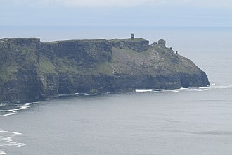 Moher Tower - Image: Hag's Head 2016 09 03 08 877