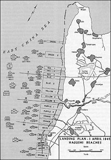 Okinawa ground order of battle