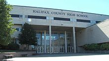 Halifax County High School.jpg