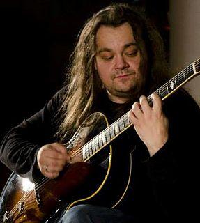 Hallgeir Pedersen Norwegian jazz guitarist (born 1973)