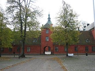 Halmstad Castle - Image: Halmstads slott 1