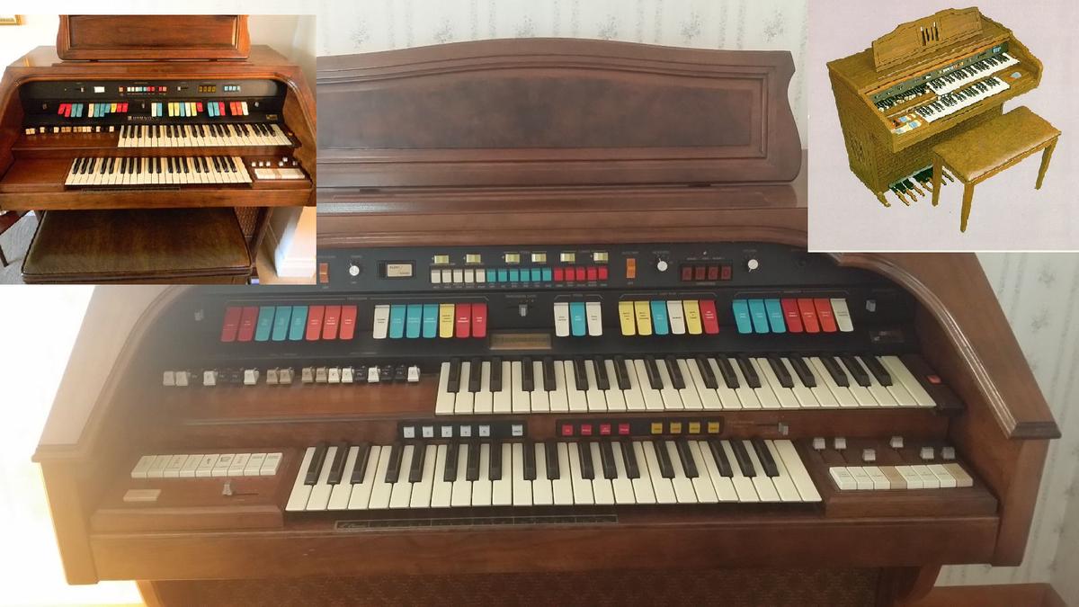 List Of Hammond Organs Wikipedia