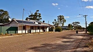 Gabbin, Western Australia Town in Western Australia