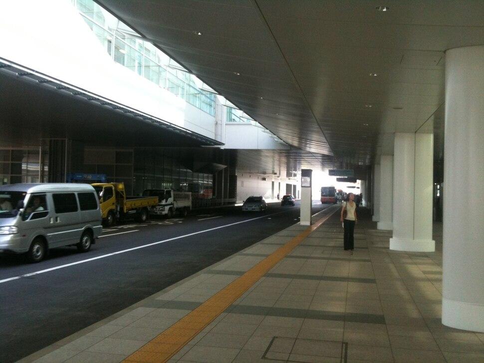 Haneda International Terminal GF.JPG