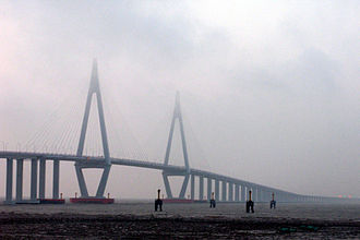 Hangzhou Bay - Hangzhou Bay Bridge