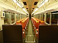 Hankyu 6300 series Kyo-train interior of car-number 1 and 2.jpg