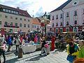 Hansalaat Tartu raekoja platsil, 20. juuli 2013.jpg