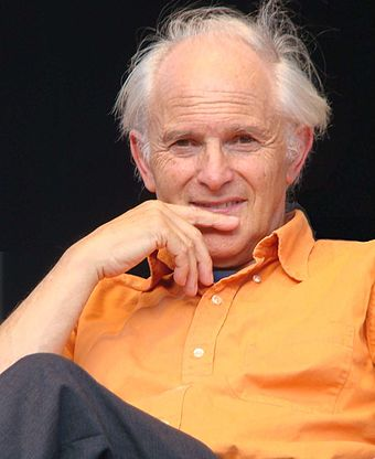 Harry Kroto, joint recipient of the 1996 Nobel Prize in Chemistry. Harry Kroto.jpg