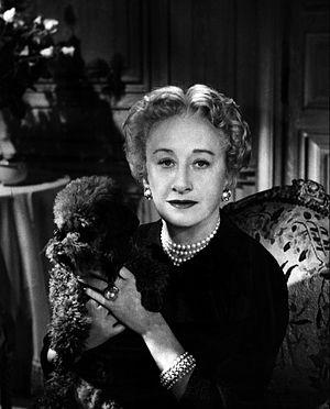 Hattie Carnegie - Carnegie in 1955.