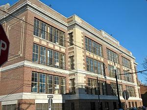 Hawthorne, Philadelphia - Hawthorne School