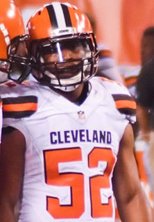 Hayes Pullard American football inside linebacker
