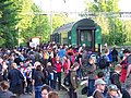 Heřmaničky, nástup do vlaku směr Tábor (01).jpg