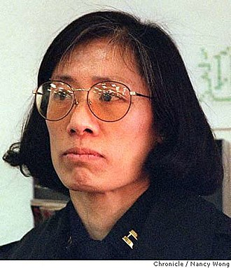 Heather Fong - Heather Fong, San Francisco Chief of Police