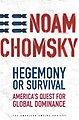 Hegemony or Survival Front Cover (2003 first edition).jpg