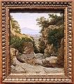 Heinrich reinhold (attr.), paesaggio italiano, 1821-24.jpg