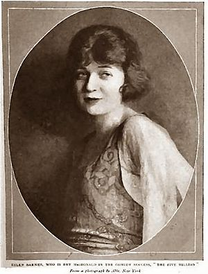 Helen Barnes - Munsey's Magazine, 1920