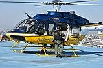 Helicóptero da PRF decola da sede estadual da instituição em Curitiba (36862560280).jpg