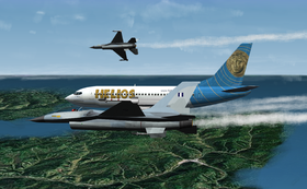 Image illustrative de l'article Vol 522 Helios Airways