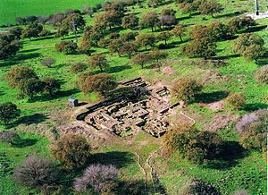 Sha'ar HaAmakim - Hellenistic era site near the kibbutz