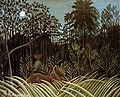 Henri Rousseau - Jungle with Lion.jpg