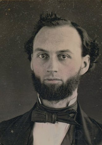 Henry D. Cogswell - Henry D. Cogswell, ca. 1850-52