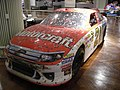 Henry Ford Museum August 2012 17 (2011 Ford Fusion stock car).jpg
