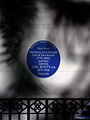 Here lived THOMAS COCHRANE Earl of Dundonald 1775-1860 and later DAVID EARL BEATTY O.M. 1871-1936 Admirals (2).jpg