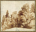 Herman van Swanevelt - Group of Trees at a Wall - Google Art Project.jpg