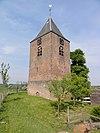 heteren rijksmonument 21978 losstaande toren nh kerk, dijkzijde