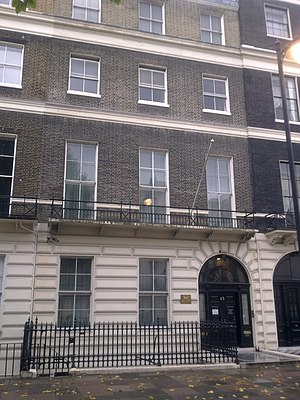 High Commission of Kenya, London - Image: High Commission of Kenya in London 1