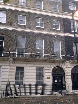 High Commission of Kenya, London - Image: High Commission of Kenya in London 1