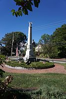 The Hightstown Civil War Memorial
