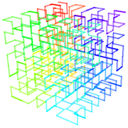 Hilbert curve - Wikipedia, the free encyclopedia