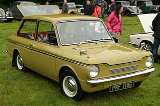 Hillman Imp automobile