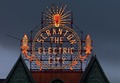 Historic Electric City sign, restored in 2008, shines again. Scranton, Pennsylvania LCCN2010646302.tif