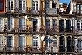 Historic buildings along the Douro River, Porto (26474235049).jpg