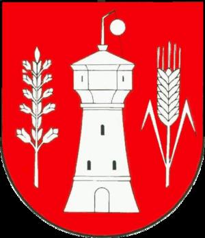 Hohenlockstedt - Image: Hohenlockstedt Wappen