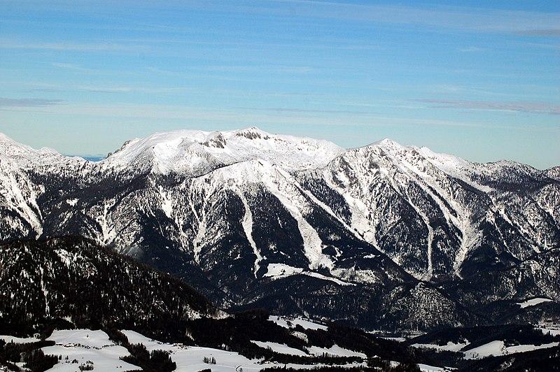 25.4 Alpy Górnoaustriackie