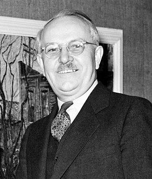 Holger Cahill - Holger Cahill on February 15, 1938