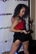 Holly Hendrix at Inked Awards 2016 (31580358820).jpg