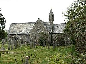 Bolventor - Holy Trinity Church, Bolventor